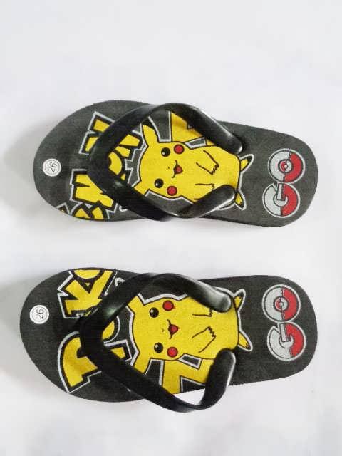 Distributor Sandal Karakter Pokemon Anak-anak
