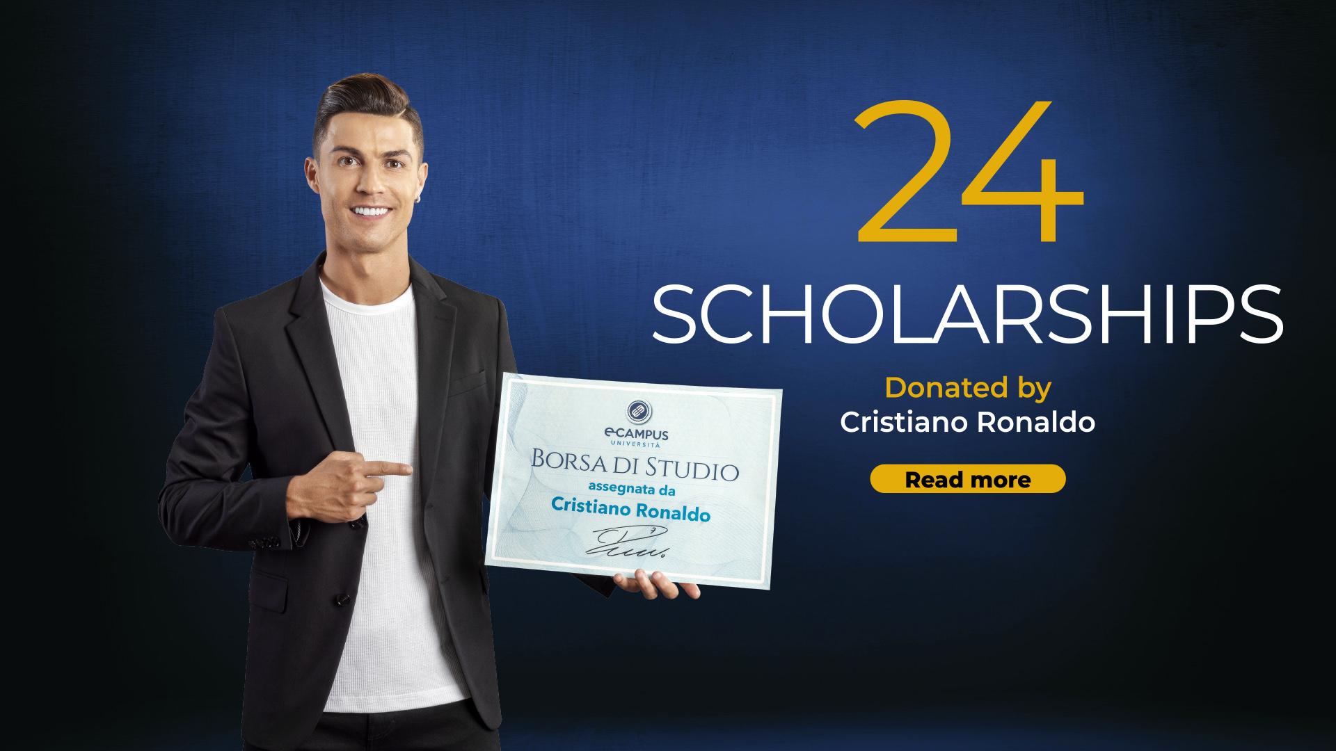Cristiano Ronaldo: Apply For Cristiano Ronaldo Scholarship For International Students