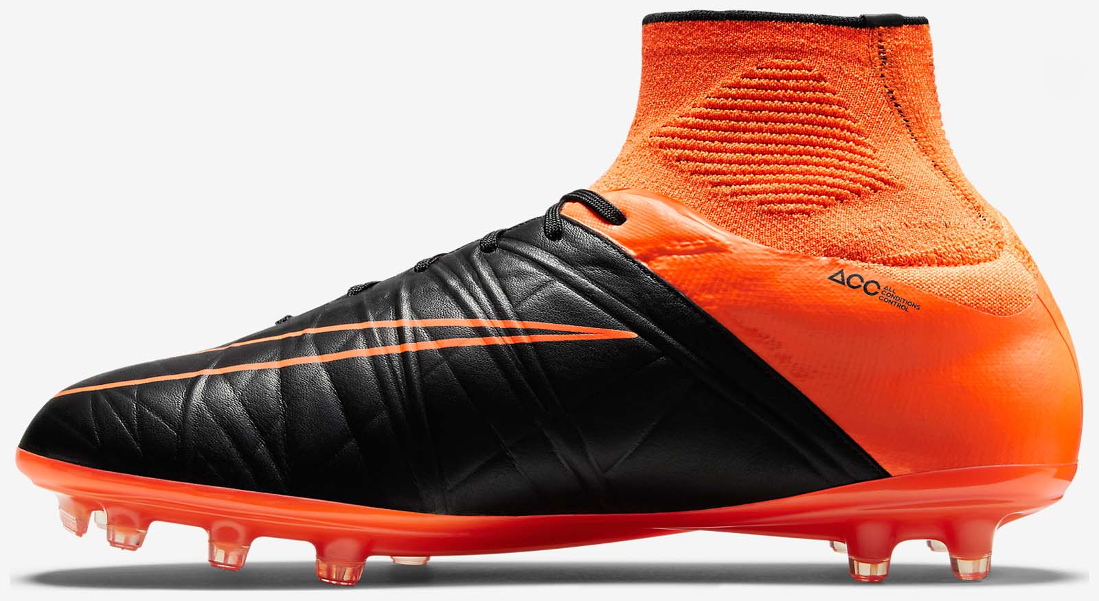Nike Hypervenom 2 Leather Boots Released