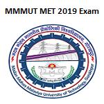 MMMUT MET 2019 Admit Card