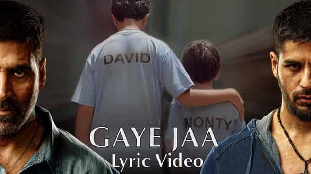 गाये जा Gaye Jaa Lyrics In Hindi - Shreya Ghoshal