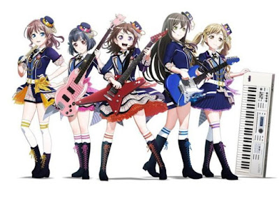 BanG Dream! Season 2 Batch Subtitle Indonesia