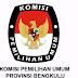 Komisoner KPU Provinsi Bengkulu Menunggu Keputusan KPU RI Atas Meninggalnya Cawagub Paslon Nomor Urut 1 Pilkada 2020.