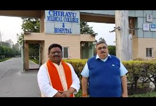 बुरहानपुर महापौर ने दिया वायरल वीडियो में नंदू भैया का संदेश