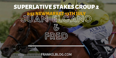 Juan Elcano trained by Kevin Ryan [Frankel 2yo]