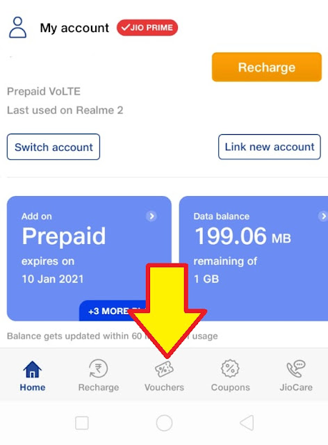 free jio internet data