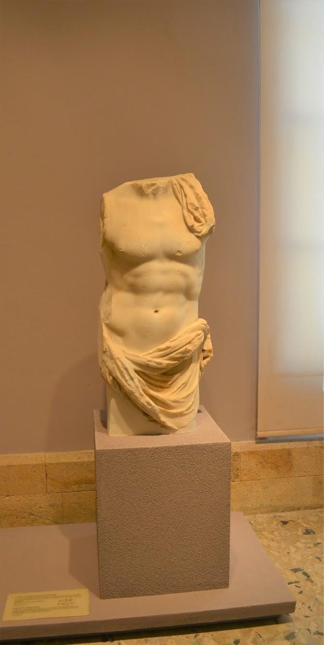 Τα αγάλματα στο μουσείο της Κω, θεραπεύθηκαν...