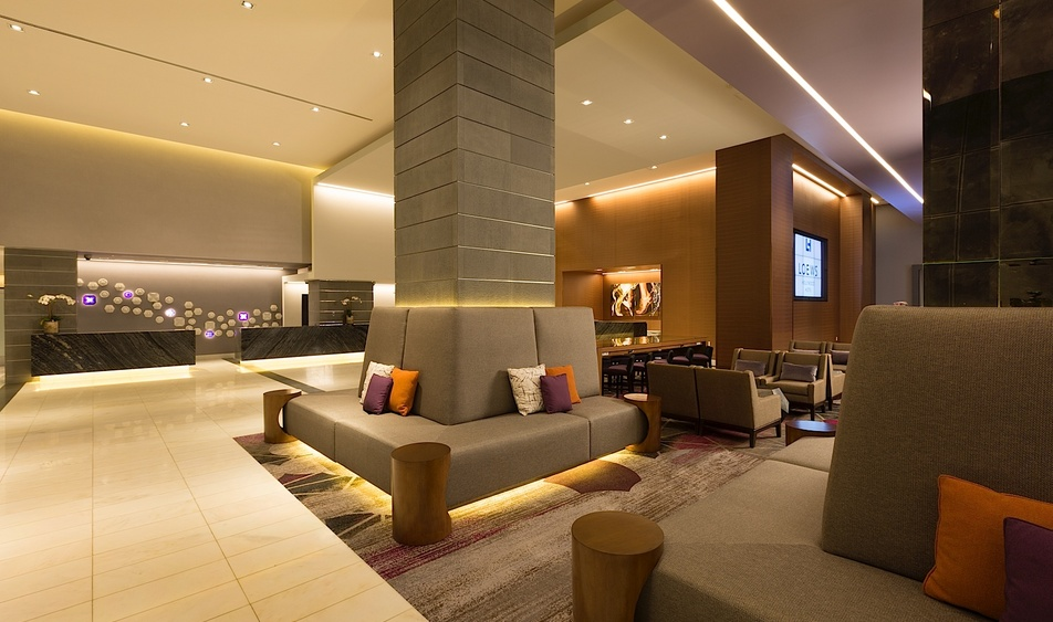 Loews Hollywood Hotel Rooms Combined