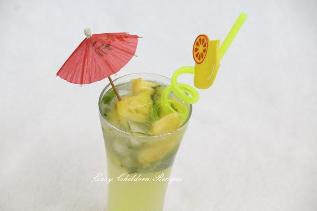 Pineapple Mojito - Your Choice Way