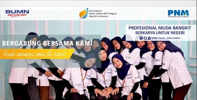 Walk Interview Account Officer & Finance Administration Officer PT. Permodalan Nasional Madani Cabang Serang Pandeglang & Lebak