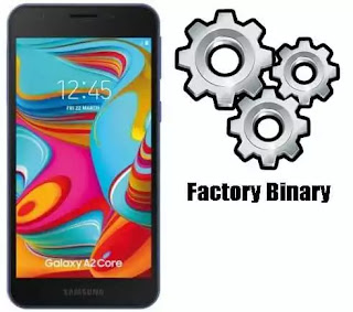 Samsung Galaxy A2 CORE SM-A260F Combination Firmware