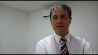 Presidente da  Câmara Municipal de Guarabira assina ordem de servisso de reforma e fala com nossa reportagem