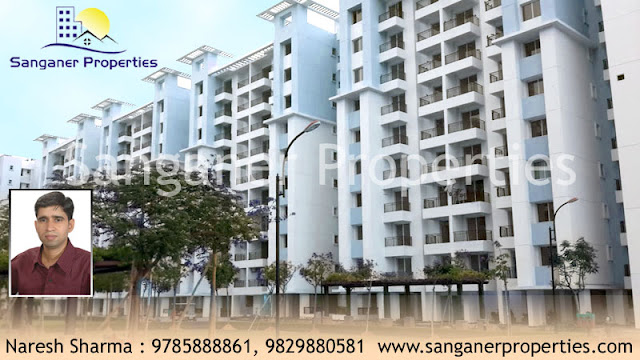 2 BHK Flats in Sanganer
