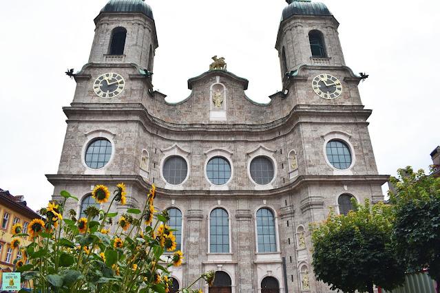 Catedral de Santiago en Innsbruck, Austria