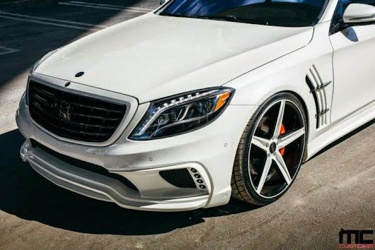 New Mercedes-Benz S550 Modified « Modified Cars
