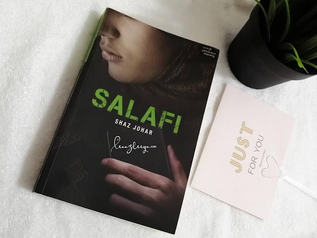 Review Novel | Salafi by Shaz Johar