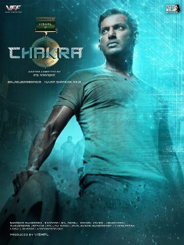 Chakra Budget, Hit or Flop, Box Office Collection wiki - Here Check the Tamil movie Chakra cost, profits & Box office verdict Hit or Flop, latest update on MT WIKI, box office india and Worldwide.