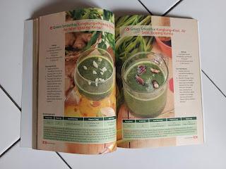 3 Green Smoothie Ala Rita Ramayulis