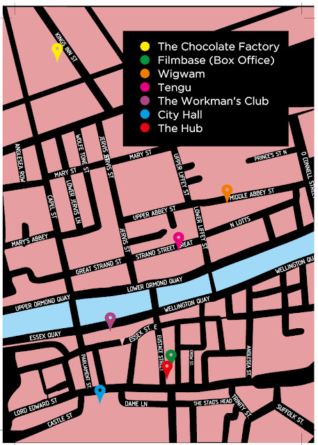 HWCH 2016 Hard Working Class Heroes Map