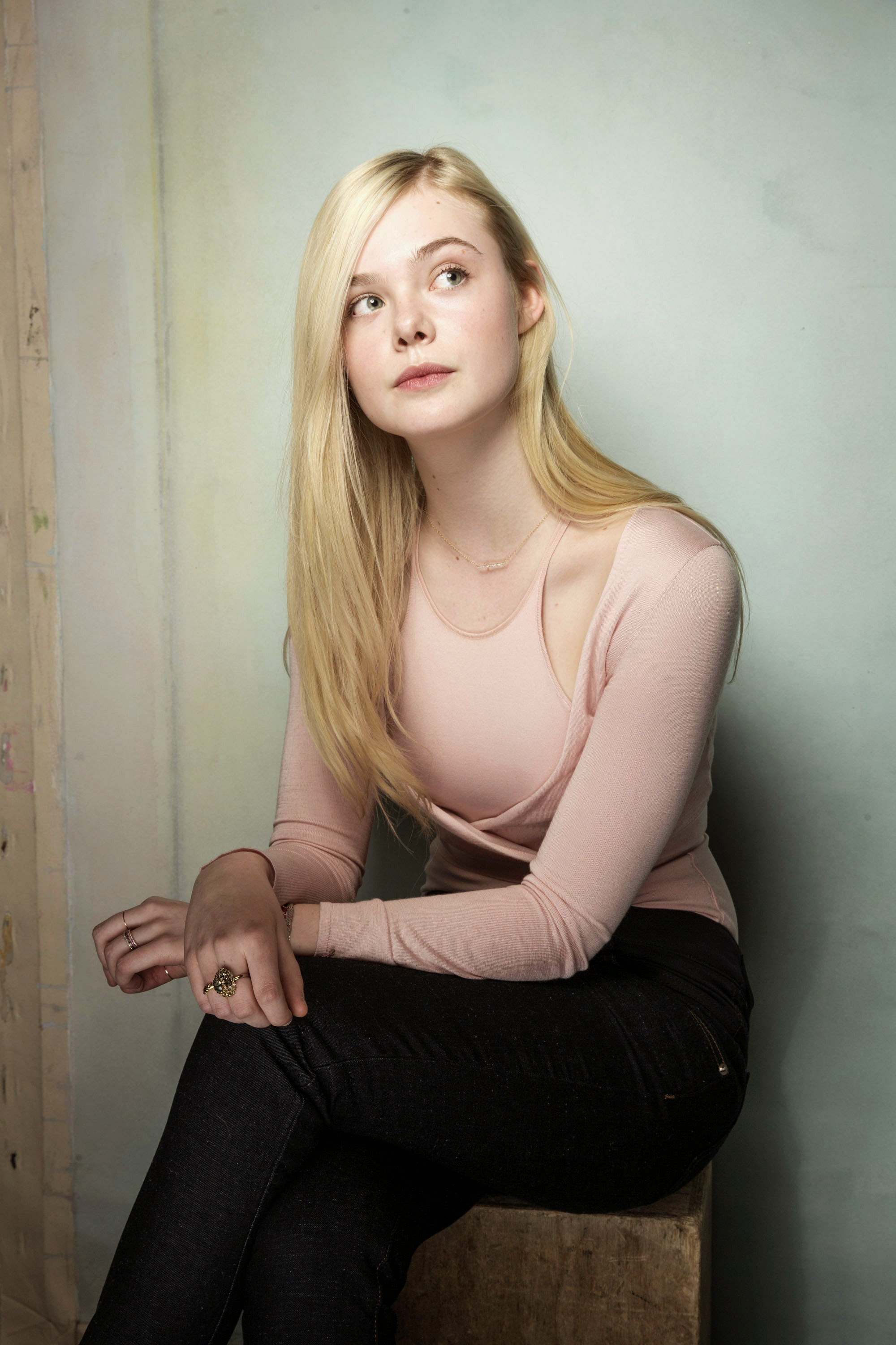 Elle Fanning Covers Fashion Magazine Says She Loves Being: Elle Fanning Summary