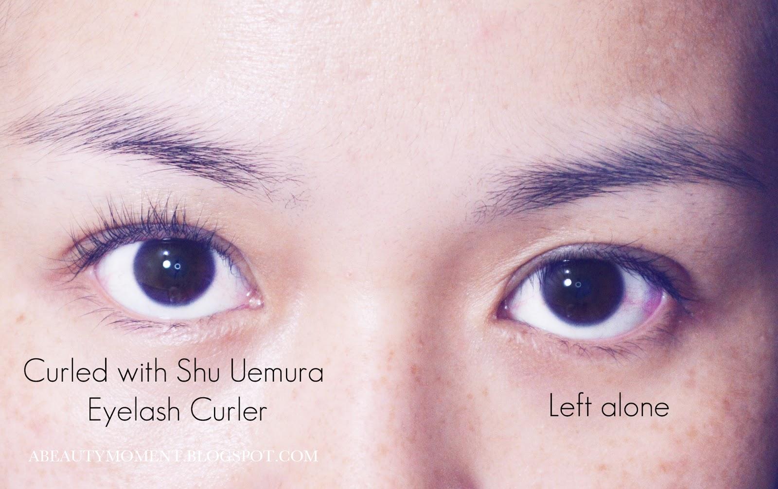 A Beauty Moment: SHU UEMURA EYELASH CURLER (ORIGINAL SILVER)