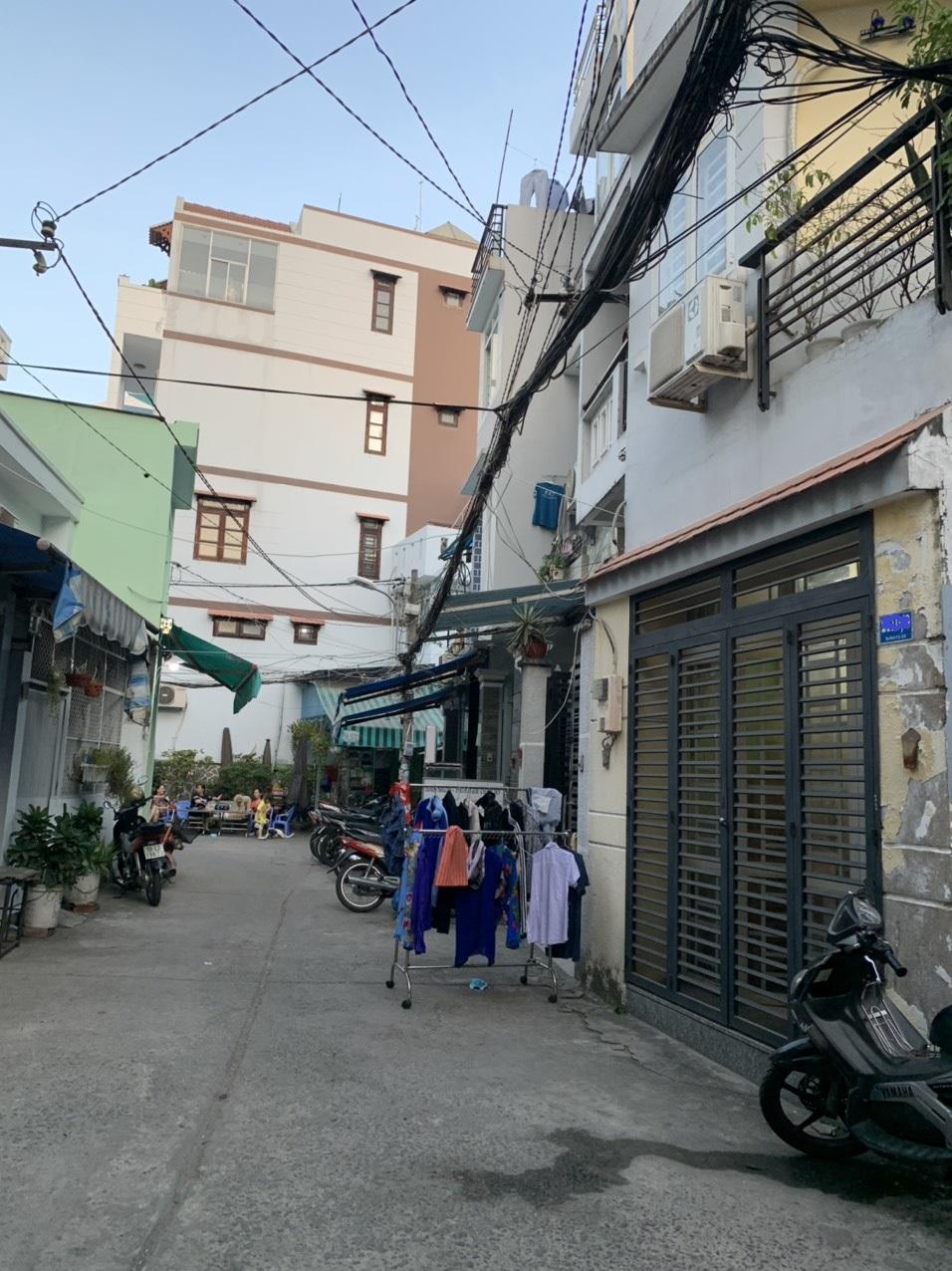 Bán nhà Hẻm xe hơi đường Ba Đình phường 8 Quận 8 giá rẻ