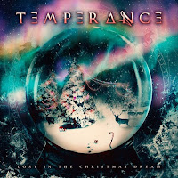 "Το single των Temperance ""Lost In The Christmas Dream"""
