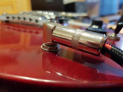Cable de instrumento de 3m. Calidad a buen precio.
