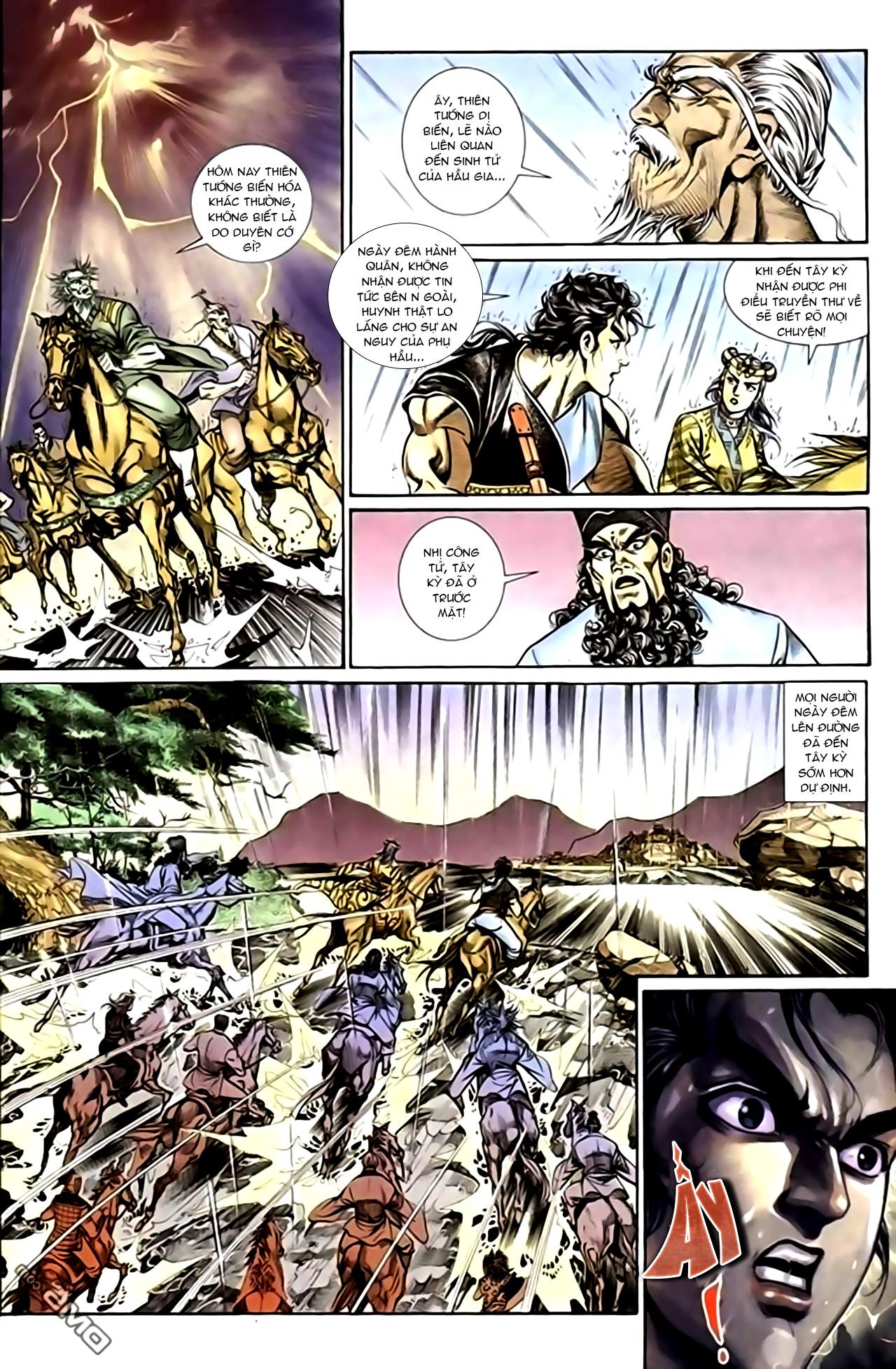 Cơ Phát Khai Chu Bản chapter 152 trang 20