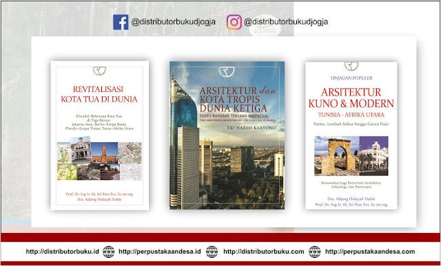 Daftar Buku Arsitektur Penerbit Rajagrafindo Persada