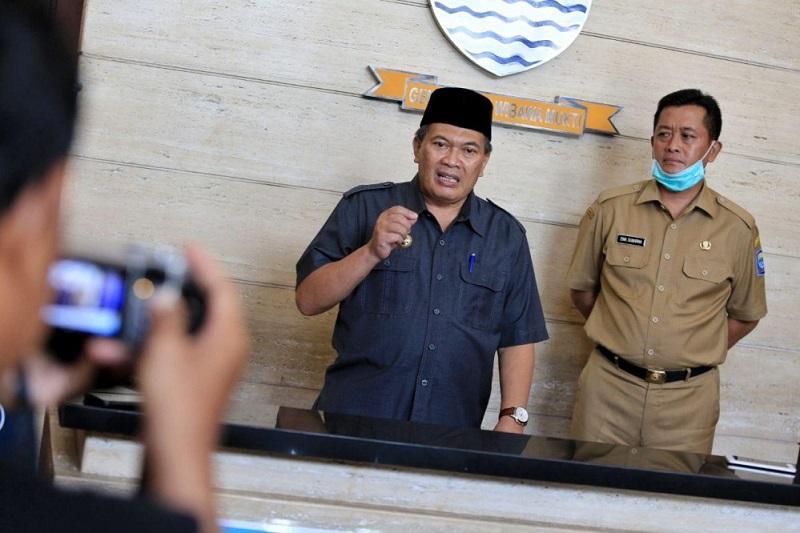 Kota Bandung Laksanakan PSBB Pada Rabu Pekan Depan