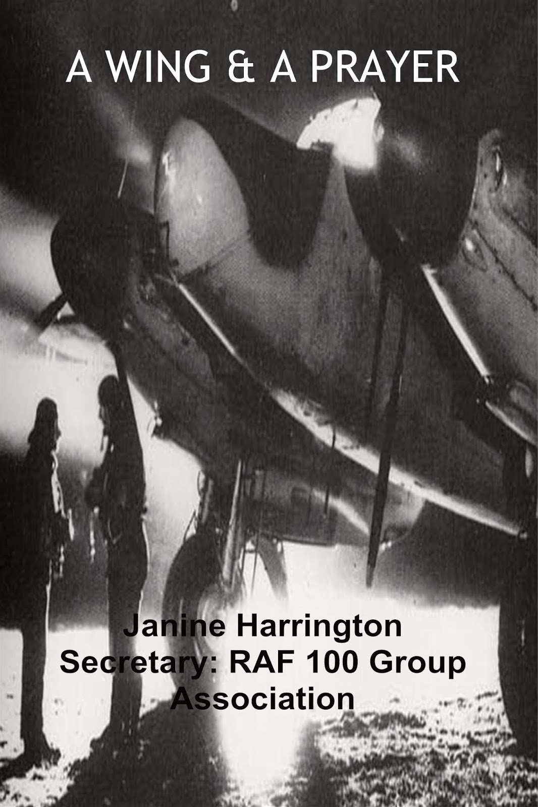 AUTHOR: Janine Harrington