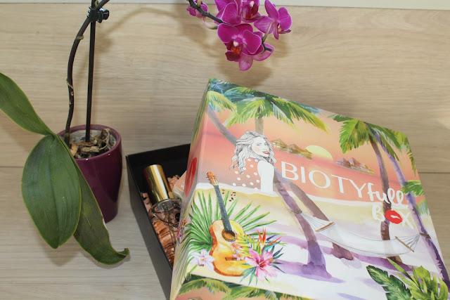 "Biotyfull Box Juin 2019 ""la Tropicale"""