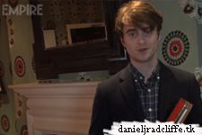 Deathly Hallows part 2 wins Best Film at Empire Awards 2012: Daniel Radcliffe's video message