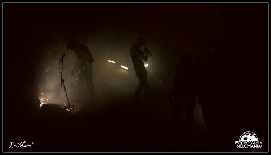 Amenra @Divan du Monde, Paris 01/10/2015