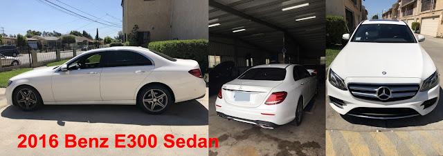 Benz E300 Sedan車款