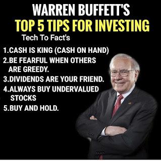 What is the biography of Warren Buffett?