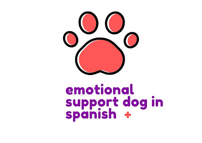 emotional support dog in spanish