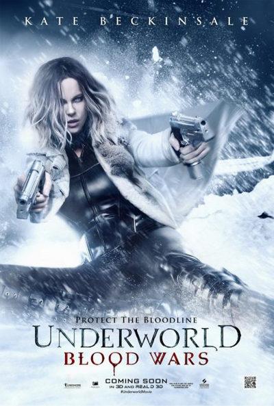 Underworld 5: Blood Wars มหาสงครามล้างพันธุ์อสูร