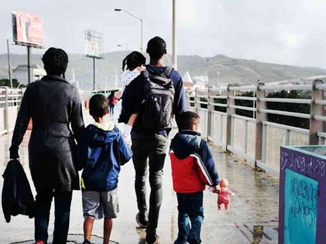 Perubahan Iklim Dikaitkan dengan Gerakan Migrasi 'Musim Semi Arab'