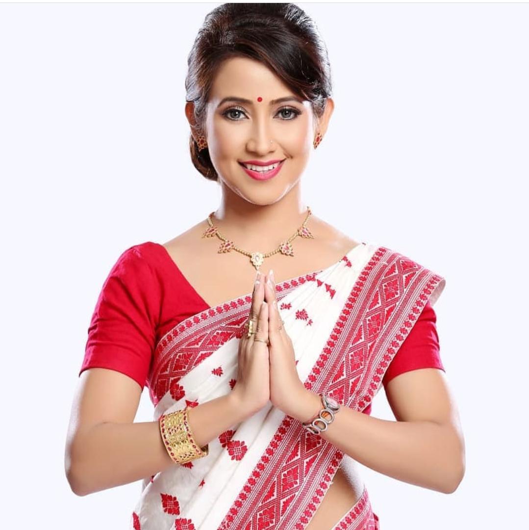 Most cute actress in assamese | assamese popular actress