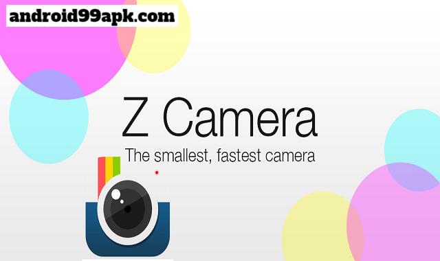 تطبيق Z Camera VIP v4.50 للاتقاط وتحرير الصور بحجم 55 ميجابايت للأندرويد