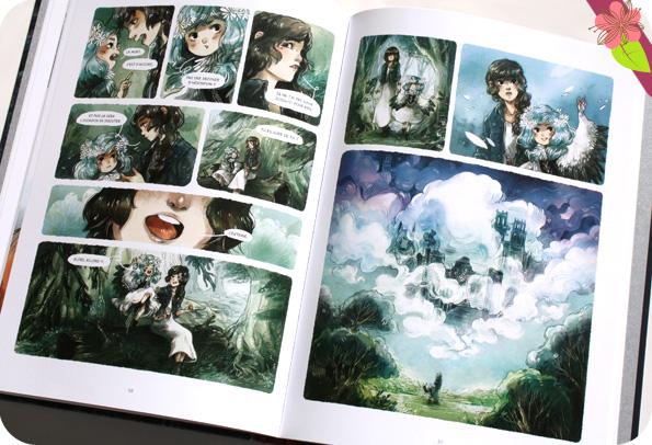 La Grande Ourse d'Elsa Bordier et Sanoe - Éditions Soleil
