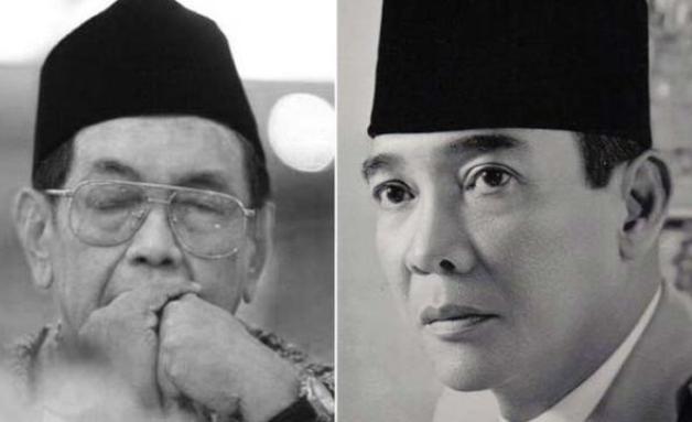 Bulan Juli, Saat Soekarno dan Gus Dur Keluarkan Dekrit Presiden