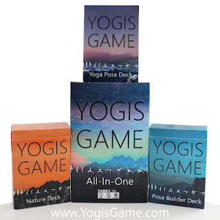 YOGIS GAME All Boxes!