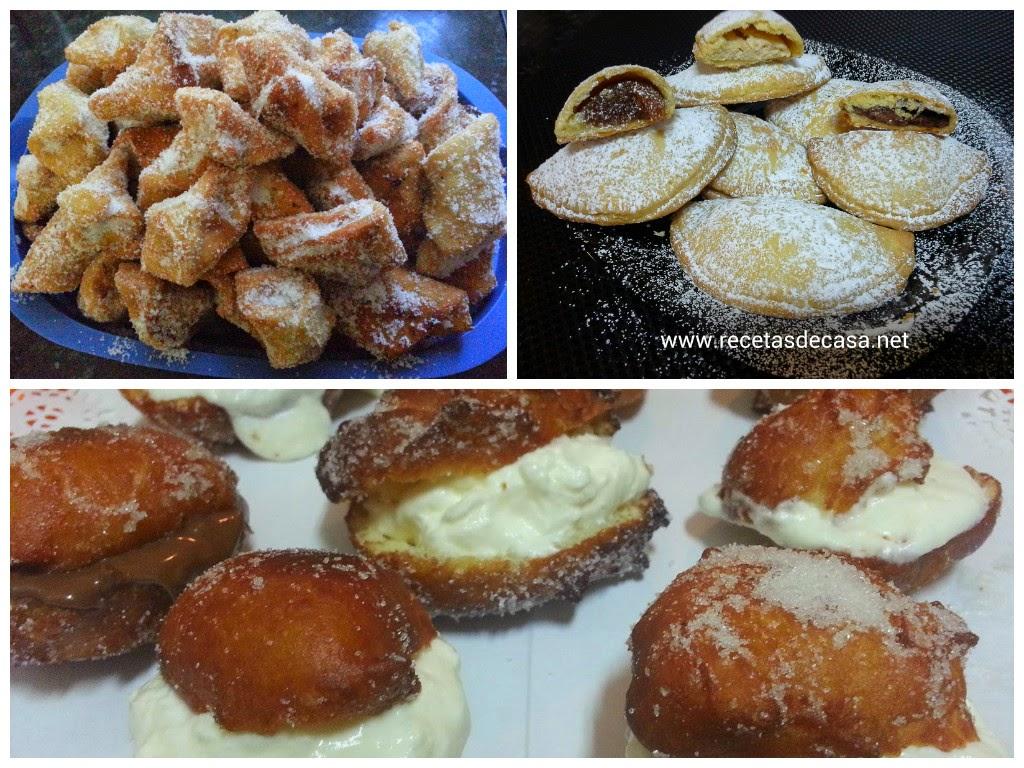 Tres dulces tradicionales para semana santa cocinar en for Facilisimo cocina postres
