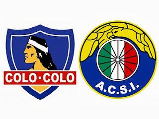 Colo Colo vs Audax en Vivo