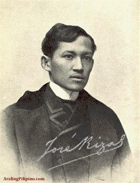 Dr Jose Protacio Rizal Pambansang Bayani ng Pilipinas