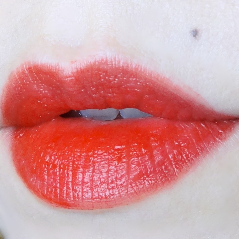 Chanel Rouge Allure Laque 73 Invincible swatch