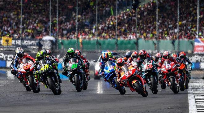 Jadwal MotoGP Inggris 2021 di Sirkuit Silverstone